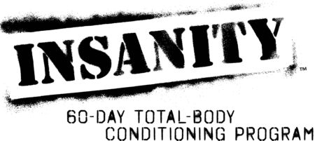 INSANITY 60-Day Total Body Conditioning Program