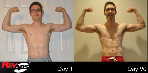 RevAbs - a six-pack in 90 days!