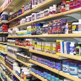 There are tons of supplements to choose from!